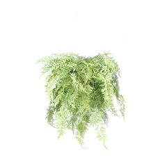 Fern Hanging Ball Artificial Plant, Large