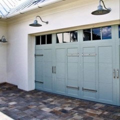 Gooseneck Light Above Garage Door Best Size And Placement