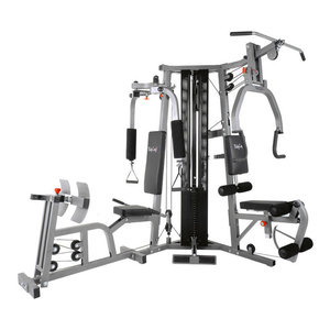 Soozier complete home fitness station gym machine with lb