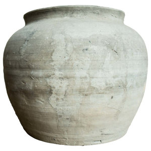 Rustic Unglazed Pot