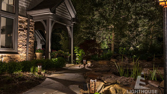 Landscape Lighting Projects
