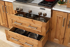 pots and pans storage kitchen drawer organizers