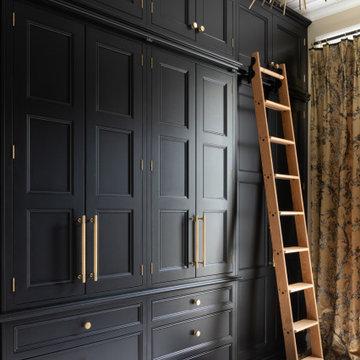 Merchiston, Edinburgh - Dressing room