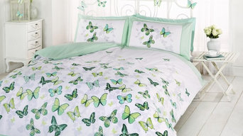 Butterfly Duvet Sets and Bedding