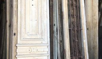 Puertas Antiguas recuperadas de derribos de palacios y casonas antiguas