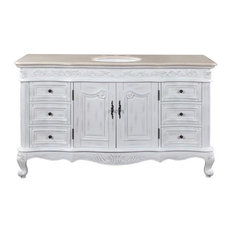 silkroad exclusive 48 inch traditional single sink bathroom vanity 60 inch single sink bathroom