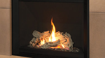 H6 Series Zero clearance fireplaces