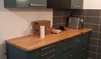Aménagement d'un espace cuisine