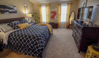A Happy bedroom