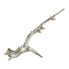 Cyan Designs 10327 Drifting Silver Sclptr -V