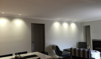 Invisible speakers, home theatre & feature lighting