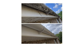 GUTTER CLEANING IN&OUT