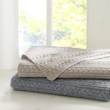 Madison Park Signature Throws & Blankets