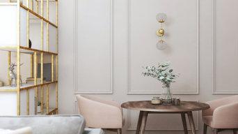 Дизайн интерьера коммунальной квартиры в Санкт-Петербурге