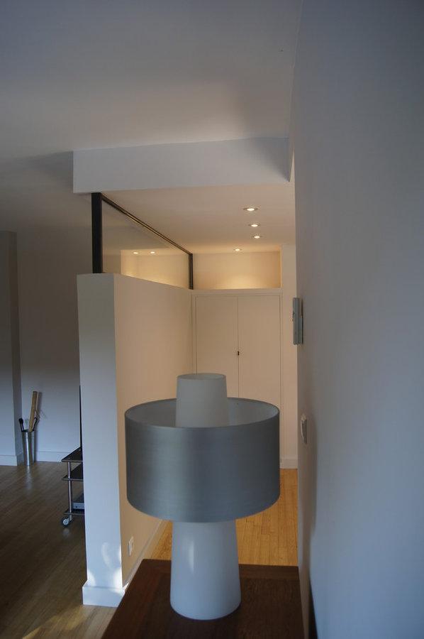 s paration en verre creatrys. Black Bedroom Furniture Sets. Home Design Ideas