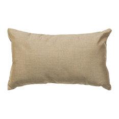 "Pawleys Island Cast Tinsel Sunbrella Outdoor Throw Pillow, 19""x10"""