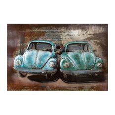 Lovebugs Wall Art