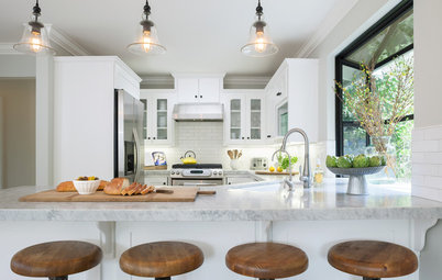 Kitchen of the Week: A Burst Pipe Spurs a Makeover