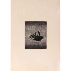 Robert Kipniss, Window Sitting, Lithograph - Contemporary - Fine Art