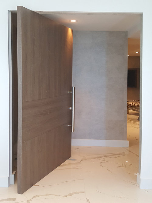 Modern Pivot Door With Italian Hardware In Miami Beach Florida Interior  Doors With Interior Doors Miami Fl.