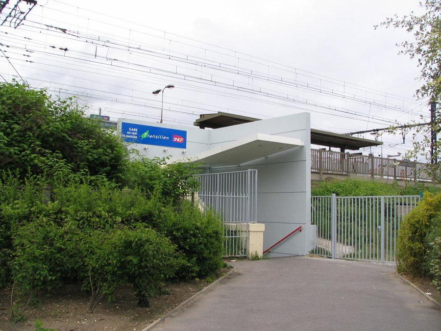 ciec-engineering -gare SNCF Vert de Maison