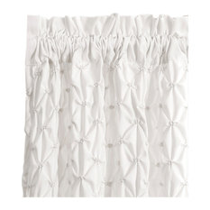 Bayview Window Curtain White Set 54x84+2