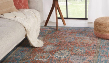 Spring Preview: Area Rugs