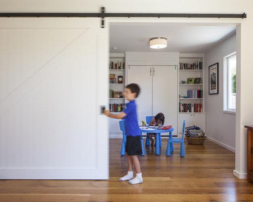 Houzz  Sliding Door Room Divider Design Ideas & Remodel Pictures