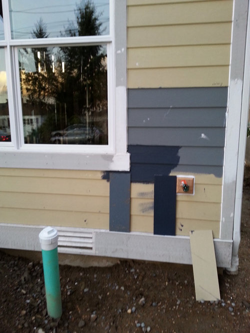 Help With Picking Exterior Paint