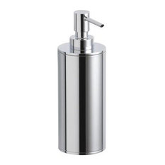 Kohler Purist Countertop Soap/Lotion Dispenser, Polished Chrome