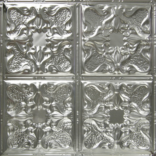 the american tin ceiling company pattern 4 ceiling tile