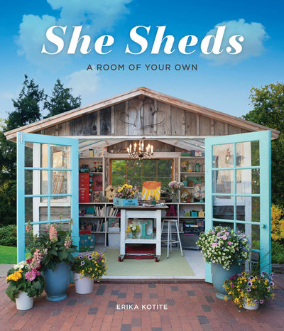 A New Book Offers Ideas for a Garden Room of Ones Own