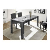 Prisma (grey) dining table