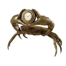 "- Desk Clock ""Crab"" - Tischuhren"