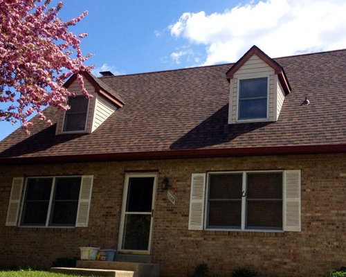 30 Year Autumn Brown Architectural Shingles