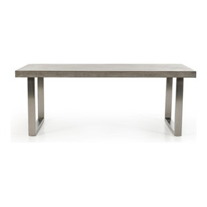 Modrest Mear Modern Concrete Dining Table