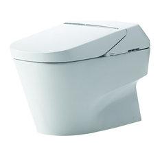 Toto Neorest, 700H Dual Flush Toilet, 1.0 & 0.8 Gpf, Cotton