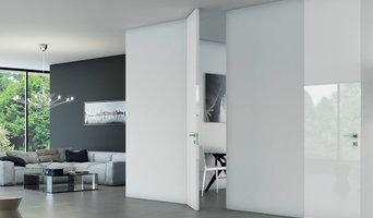 Floor to ceiling doors