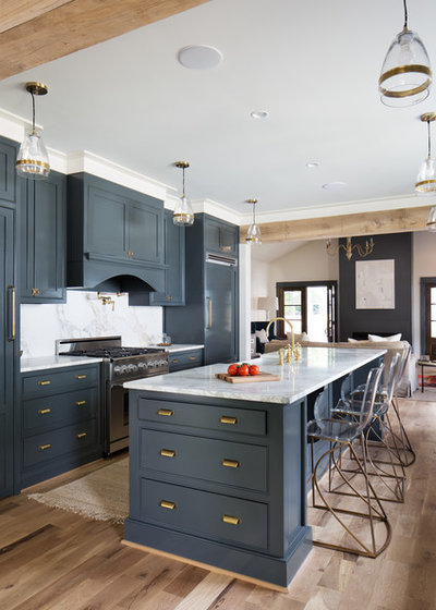 Transitional  by Willow Homes