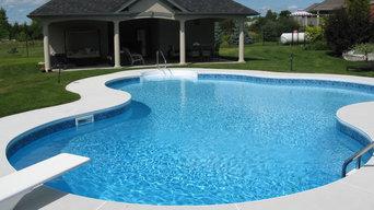 Residental, Inground Pools