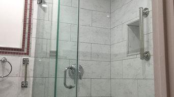 Corazon Master Bathroom Remodel Project