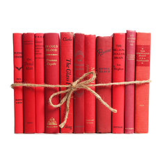 Decorative Books, The Midcentury Red ColorPak