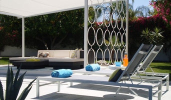 Poolside Shade Cover