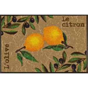 Le Citron Door Mat, 75x50 cm