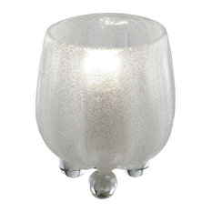 Roma Murano Glass Bedside Lamp