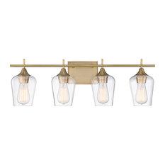 Octave 4 Light Bath Bar (8-4030-4-322)