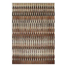 Dalyn Rug - Lavita LV560 - 5ft 3in x 7ft 7in Canyon
