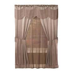 50 Most Popular Satin Curtains And Drapes For 2018 Houzz