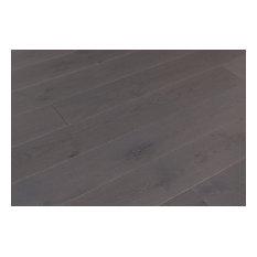 Eddie Bauer Wide Plank Oak Random Length Flooring, Boulder Gray, 24.5 Sq. ft.
