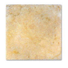 "Jerusalem Gold Tumbled 12""x12""x1/2"""
